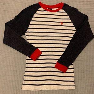 NWOT US Polo Long Sleeve Shirt